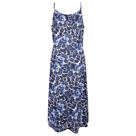 Adini Udaipur Print Thea Dress - Blue