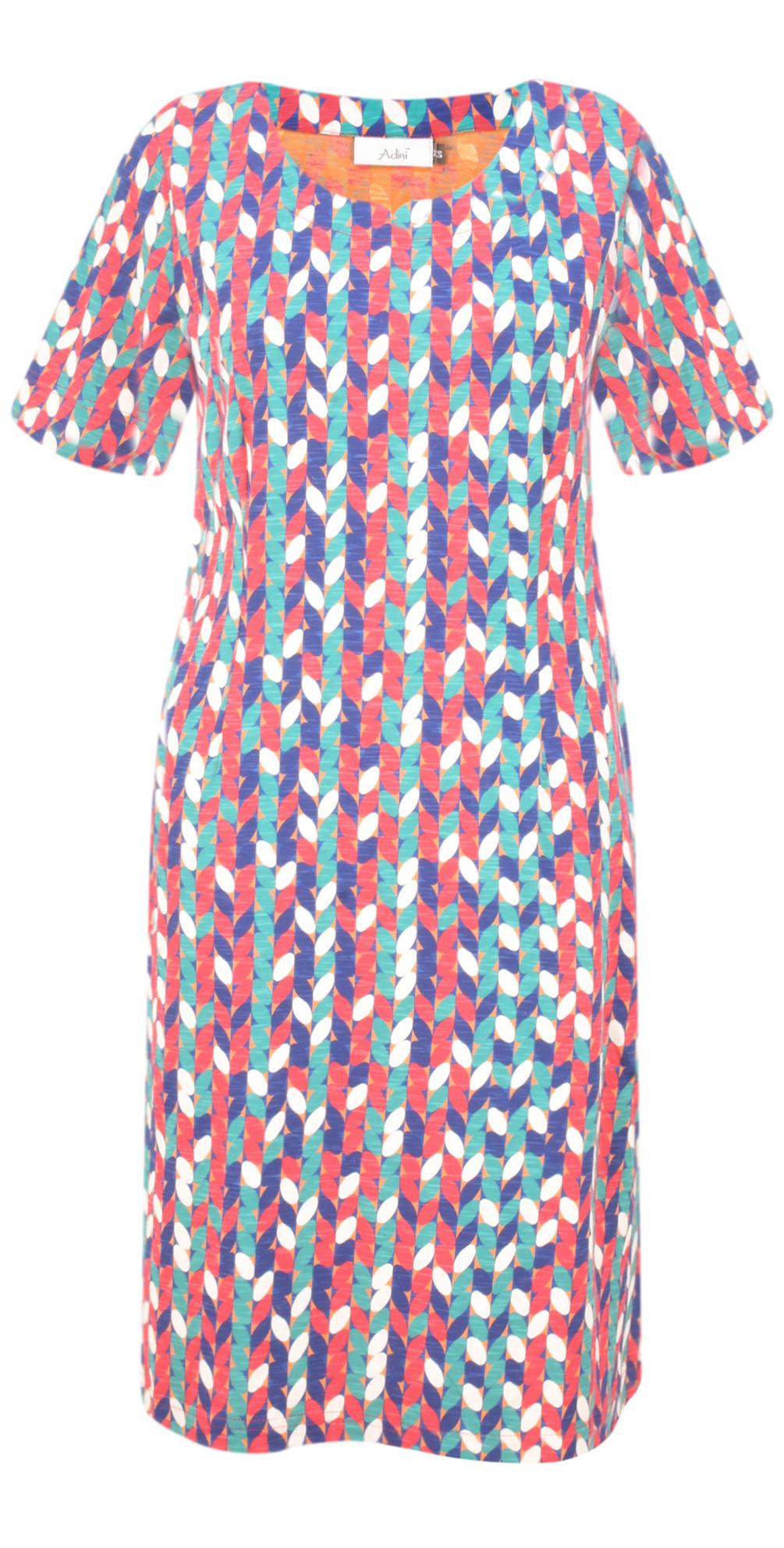 Seville Print Seville Dress main image