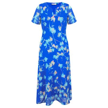 Adini Camilla Print Camilla Dress - Blue