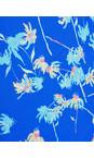 Adini Blue Camilla Print Camilla Dress