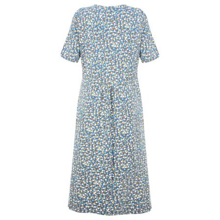 Adini Triple Spot Lizzie Dress - Blue