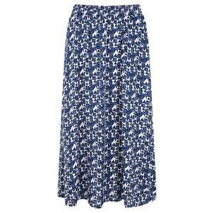 Adini Shimla Print Bonnie Skirt