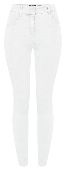 Robell  Star Power Stretch Skinny Jean White