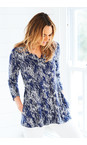 Petula Print Dakota Tunic additional image