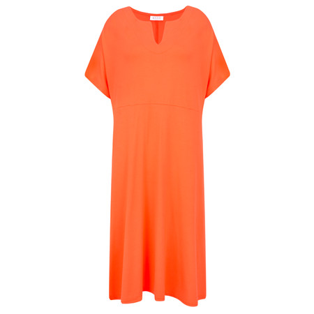 Masai Clothing Nebala Dress - Orange