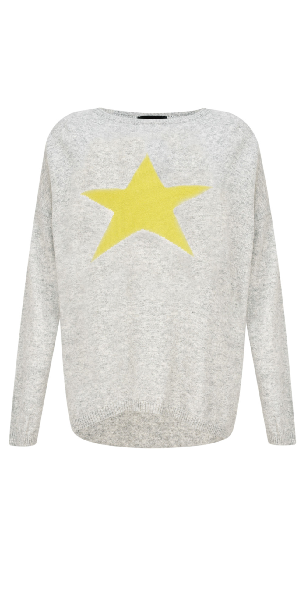 Cashmere Blend Star Jumper main image