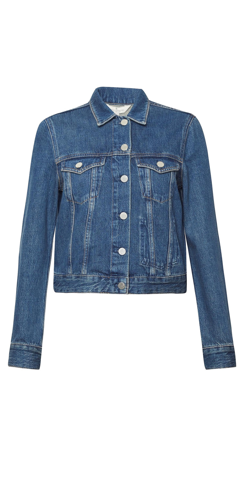 Western Denim Jacket main image