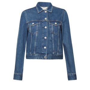 French Connection Western Denim Jacket