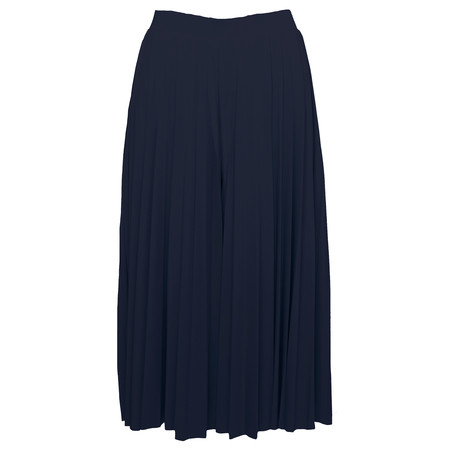 Great Plains Pleat Culottes - Blue