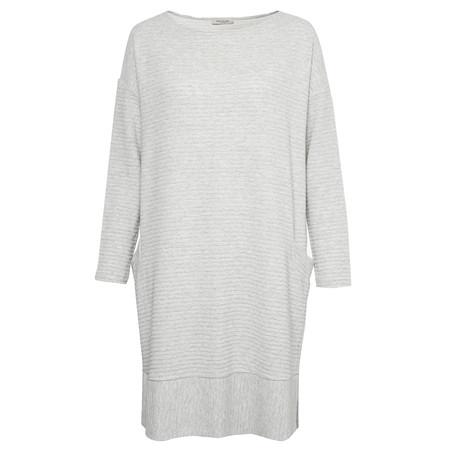 Great Plains Marie Ottoman Jersey Dress - Grey
