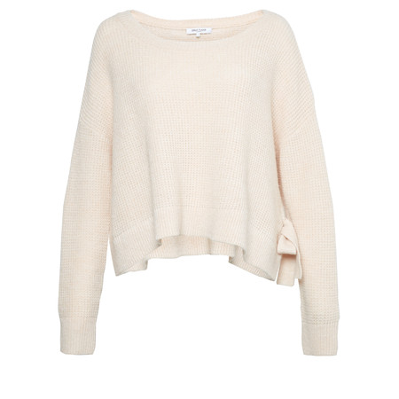 Great Plains Nebraska Waffle Jumper - Pink