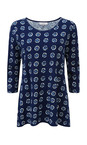 Porthole Print Kai Tunic additional image