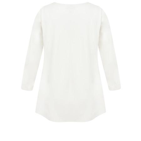 Masai Clothing Cilla Basic Top - Off-White