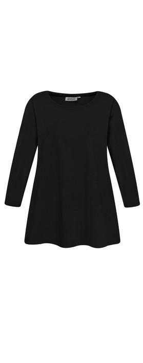 Masai Clothing Cilla Basic Top Black