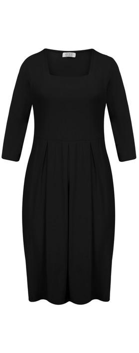 Masai Clothing Hope Tunic Dress Black