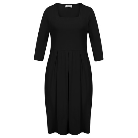 Masai Clothing Hope Tunic Dress - Black
