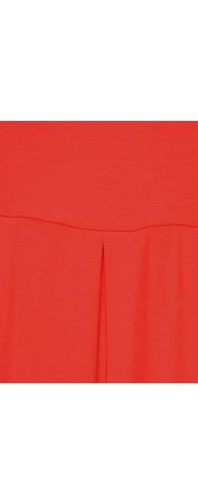 Masai Clothing Hope Tunic Dress Chili