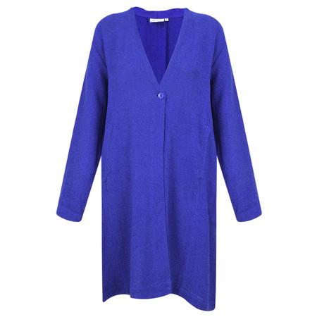 Masai Clothing Woven Jacinda Jacket - Blue