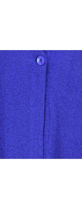 Masai Clothing Woven Jacinda Jacket Greek Blue