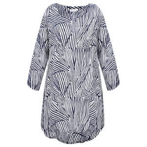 Masai Clothing Gamila Abstract Tunic