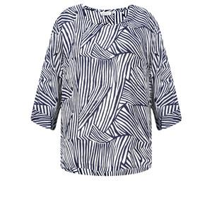 Masai Clothing Daina Abstract Top
