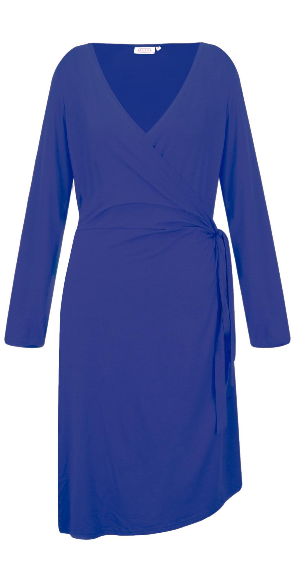 Neba Wrap Dress main image