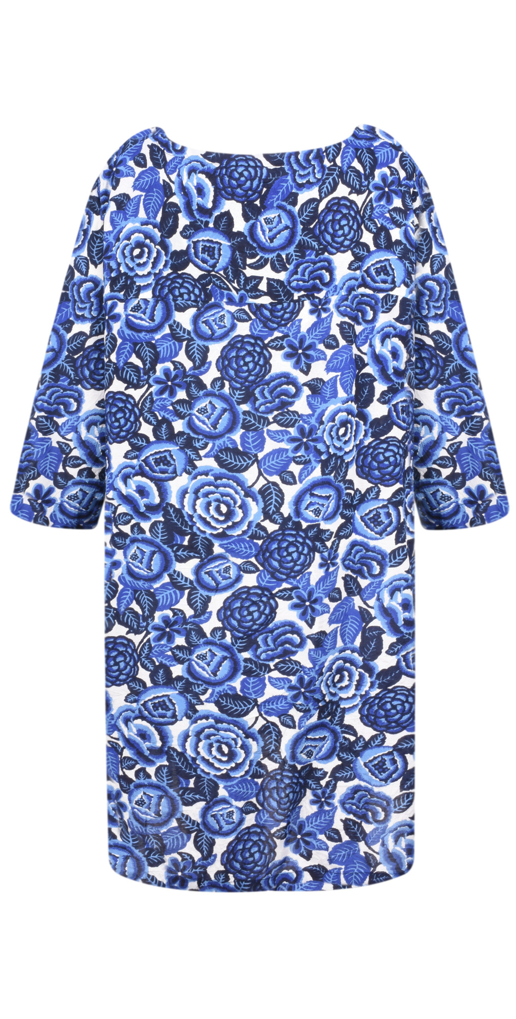 Floral Print Garnette Tunic Dress  main image