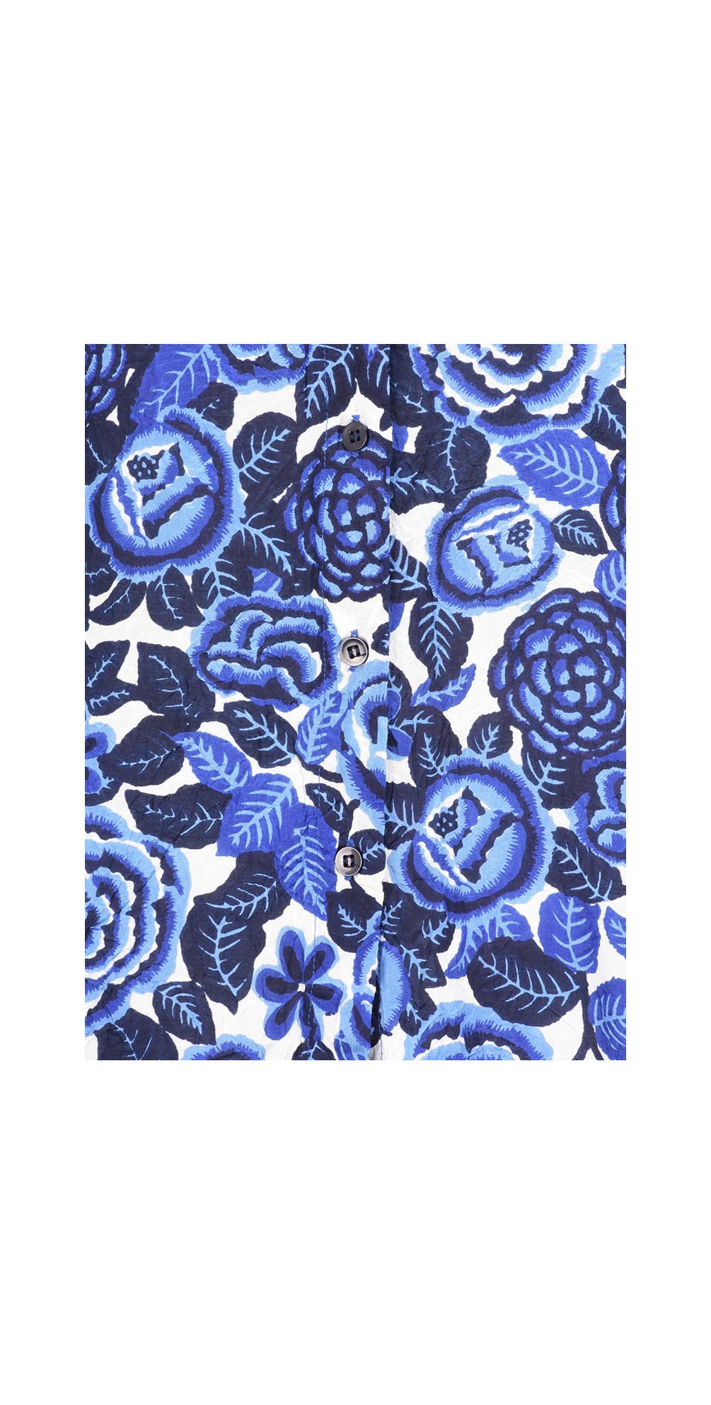 Floral Print Ida Blouse main image