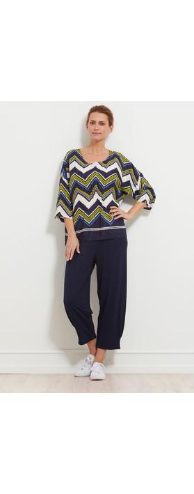Masai Clothing Patti Basic Culotte Black