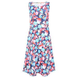 Adini Layla Print Layla Dress