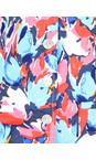 Adini Riviera Blue Layla Print Amelia Jacket