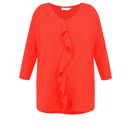 Masai Clothing Deena Top - Red