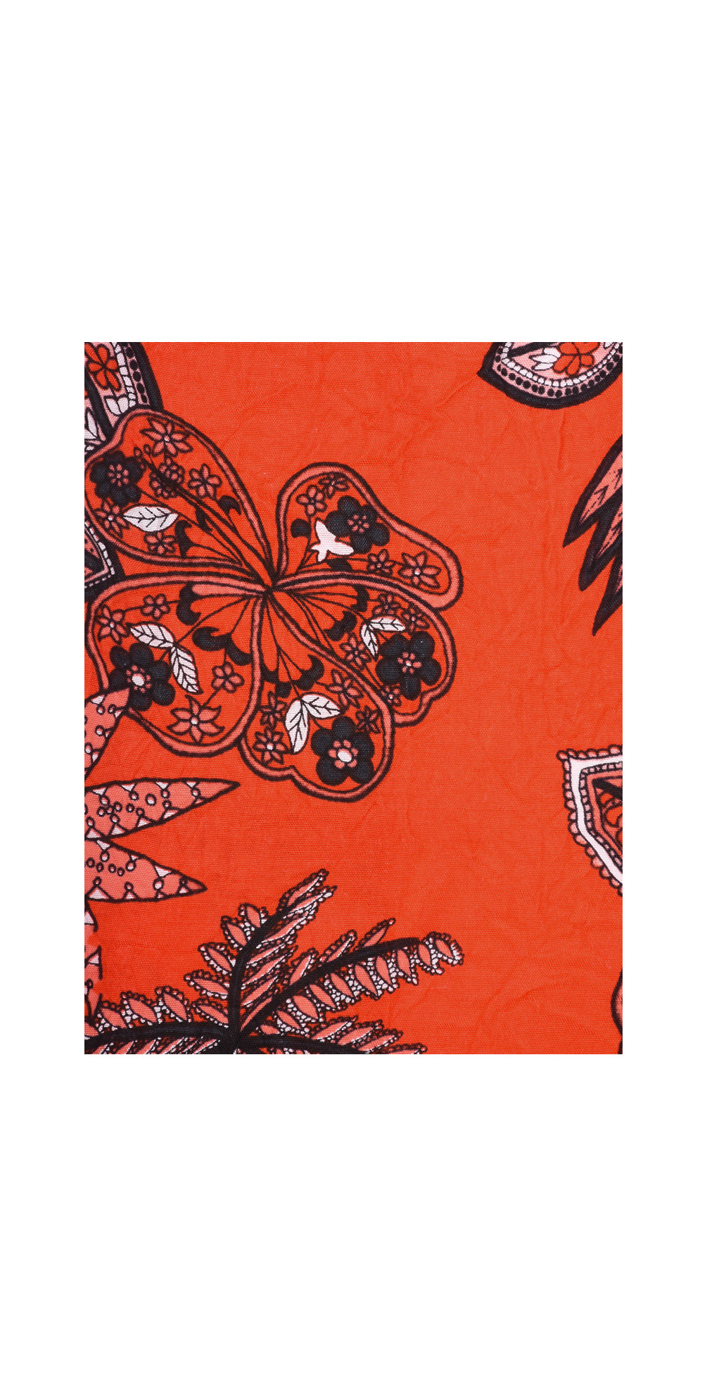 Along Tropical Floral Scarf main image