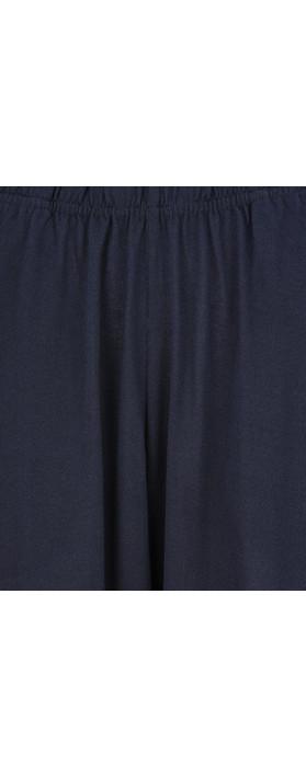 Masai Clothing Persika Culotte Navy