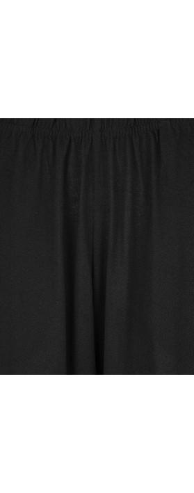 Masai Clothing Persika Culotte Black