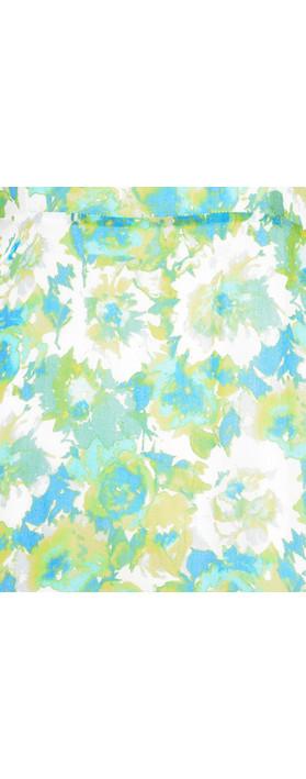 Adini Celeste Print Celeste Dress Meadow