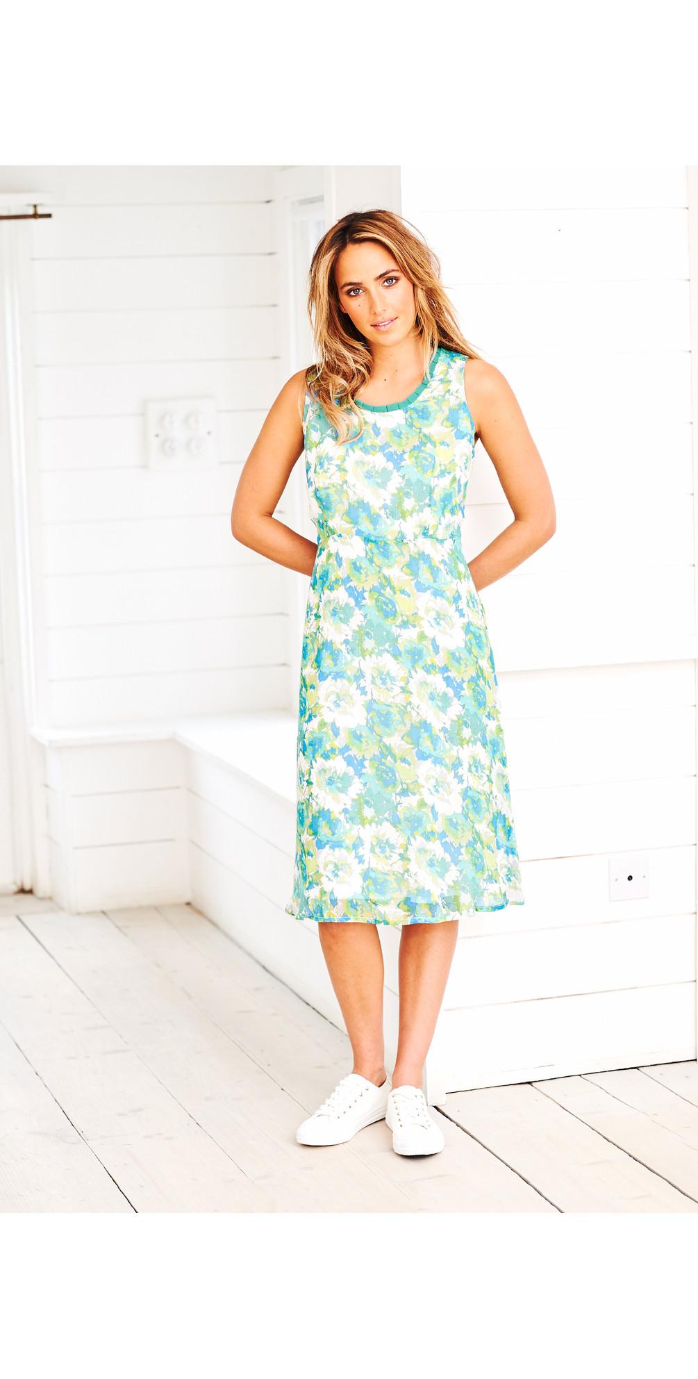 Celeste Print Celeste Dress main image