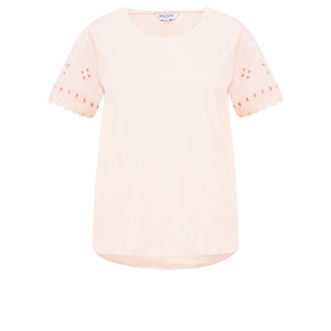 Great Plains Bali Embroidery Jersey Top
