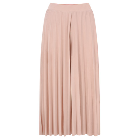 Great Plains Pleat Culottes - Pink