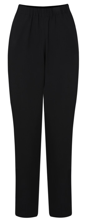 Great Plains Louis Crepe Trouser Black