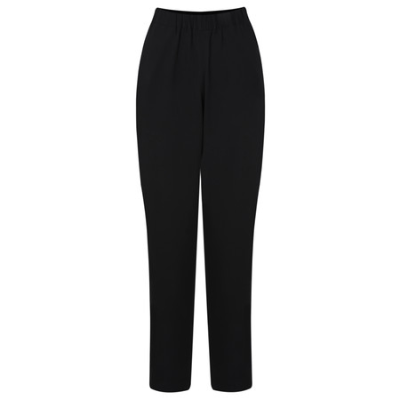 Great Plains Louis Crepe Trouser - Black