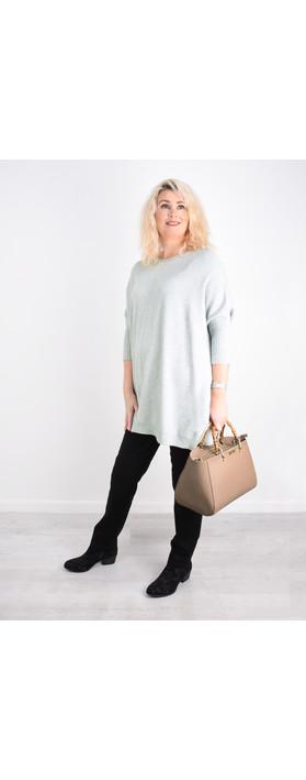 Katie Loxton Avery Bamboo Handbag Taupe