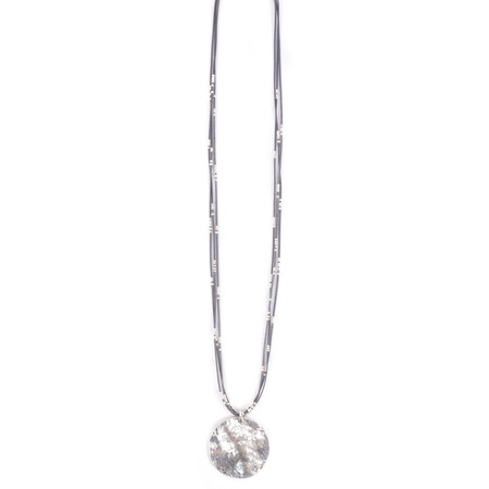 Envy Erika Necklace - Grey