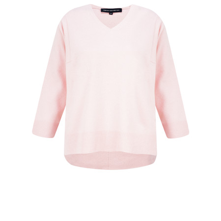 French Connection Ebba Vhari Jumper - Pink