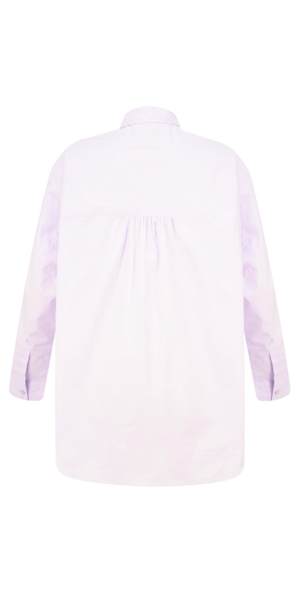 Laselle Poplin Shirt main image