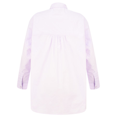 French Connection Laselle Poplin Shirt - Purple