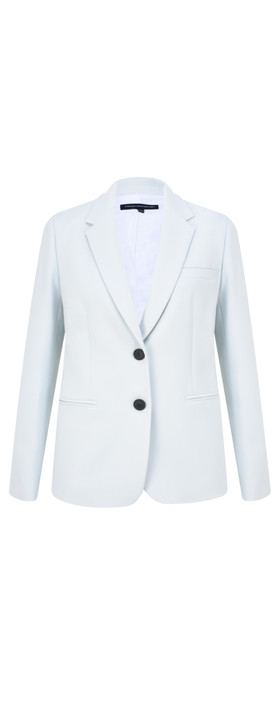 French Connection Sundae Suiting Jacket Light Dream Blue