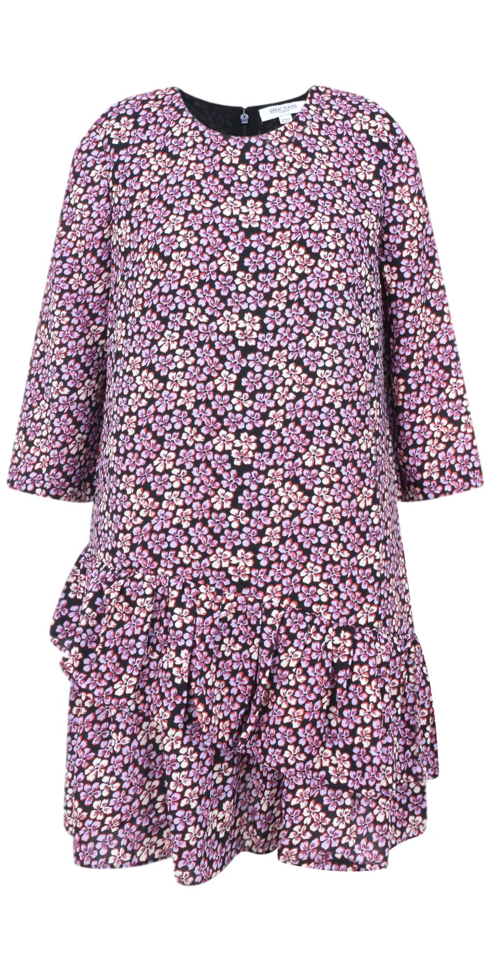 Utah Floral Dress main image
