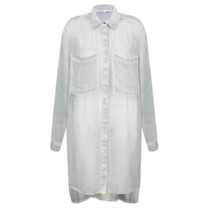 Sandwich Clothing Fine Viscose Crepe Blouse