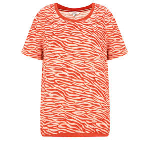 Sandwich Clothing Zebra Dobby Blouse